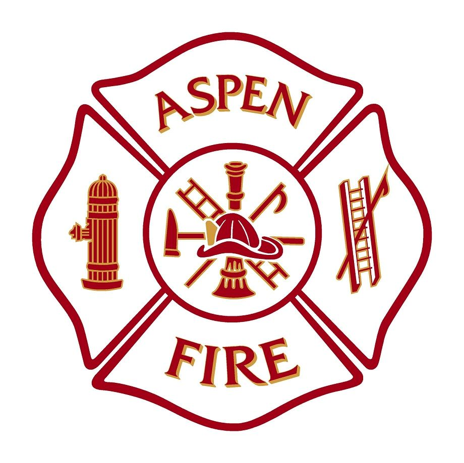 Aspen Fire Badge